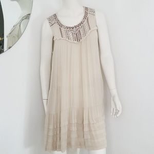 Free people sheer dress